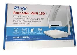 Roteador Wireless 2Flex 2F-2005FA