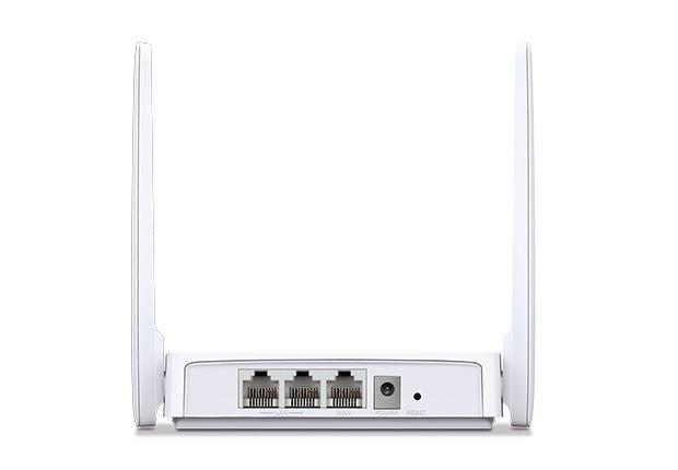 Roteador MERCUSYS MW301R  - Wireless 300mbps 5dbi 2 antenas