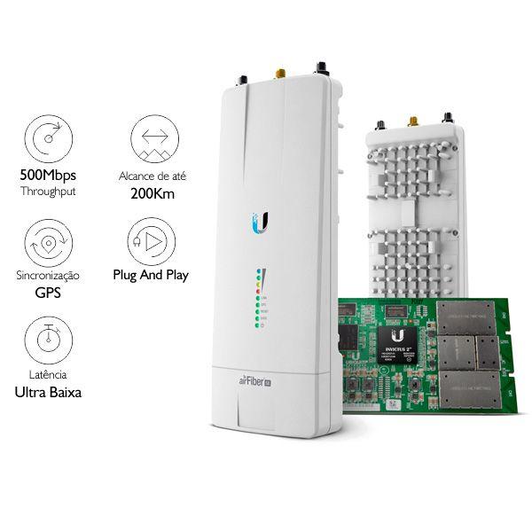 UBIQUITI AIRFIBER AF-5X 5.1 A 5.8GHz 500+Mbps (200+Km)