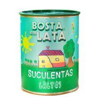 Adubo Orgânico Fertilizante para Suculentas e Cactos - Bosta em Lata 400g