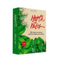 Livro Horta em Vasos Carol Costa