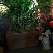 Jardineira Terra Trapézio - 80x35cm - VASART