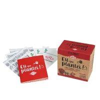 Kit de Sementes Eu Que Plantei (Alface, Tomate e Cenoura) ISLA