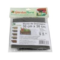 Manta de Drenagem 30 x 30 cm VERDIMAX
