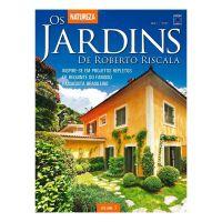 Livro Os jardins de Roberto Riscala Volume 1