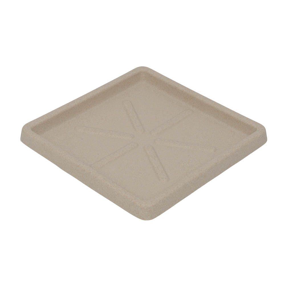 Base Quadrada 30 x 3 cm Vasart