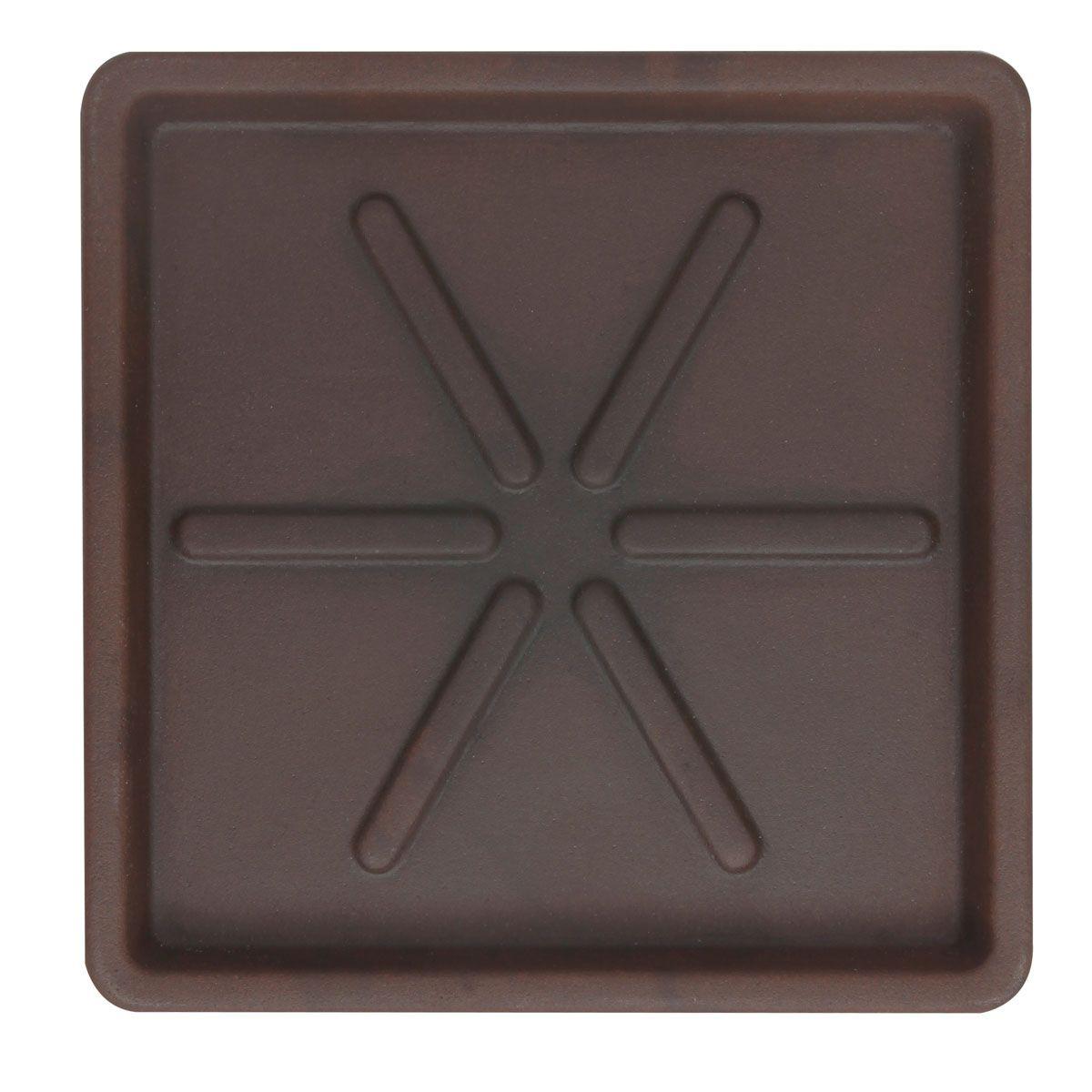 Base Quadrada 30x3 cm Várias Cores