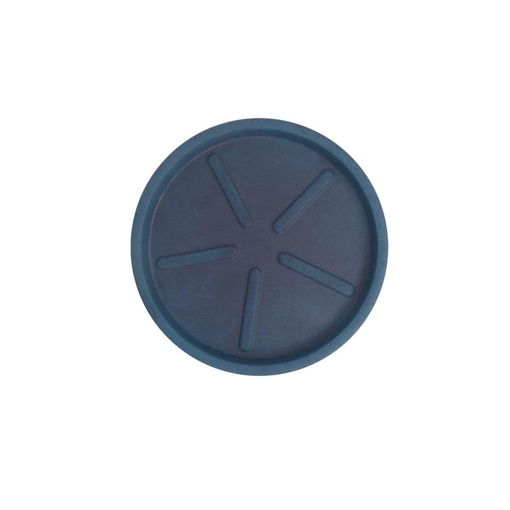 Base Redonda 20 x 3 cm Azul Vietnamita Vasart