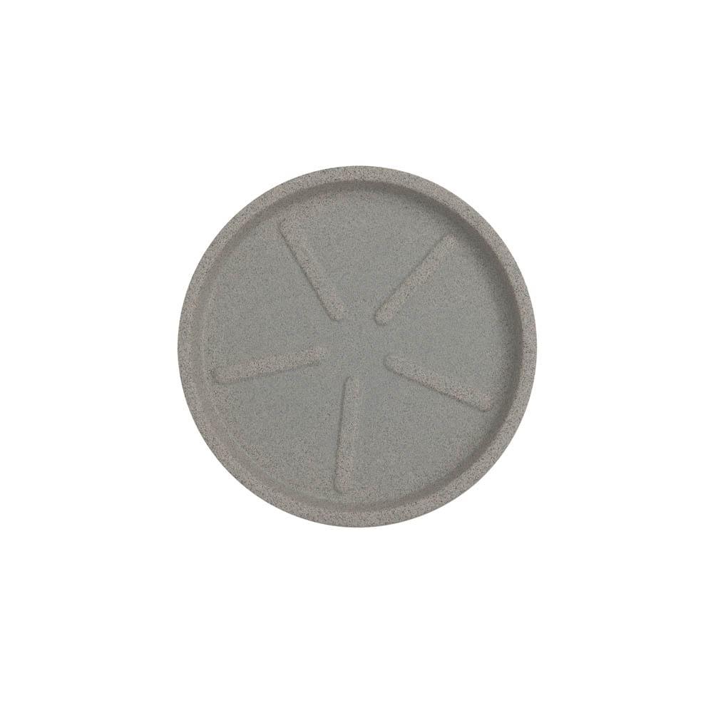 Base Redonda 20 x 3 cm Granito Pedra Vasart