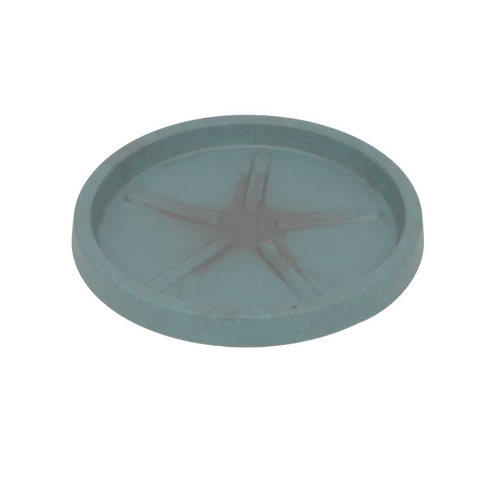 Base Redonda 32 x 3 cm Vietnamita Jade Vasart