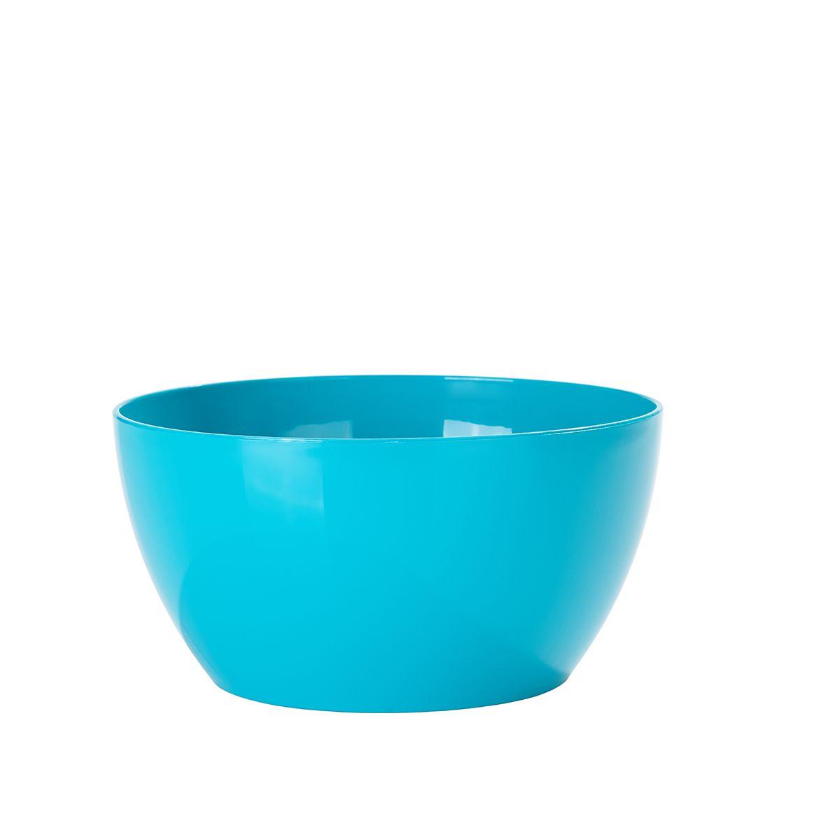 Bowl San Remo 23 x 12 cm Azul Turquesa Vasart