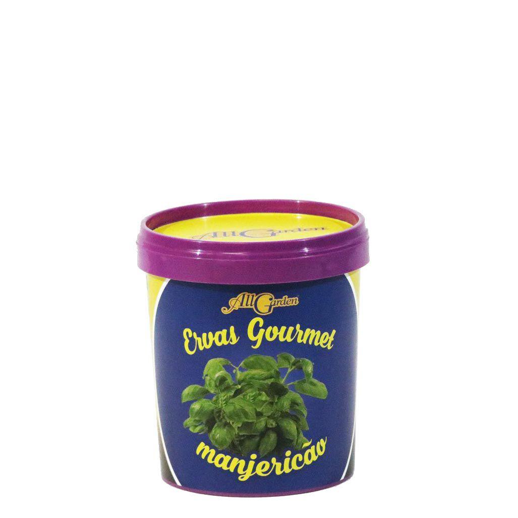 Erva Gourmet Manjericão All Garden