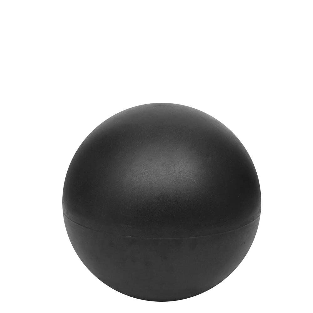 Esfera 40 cm Preto Marmorizado Vasart