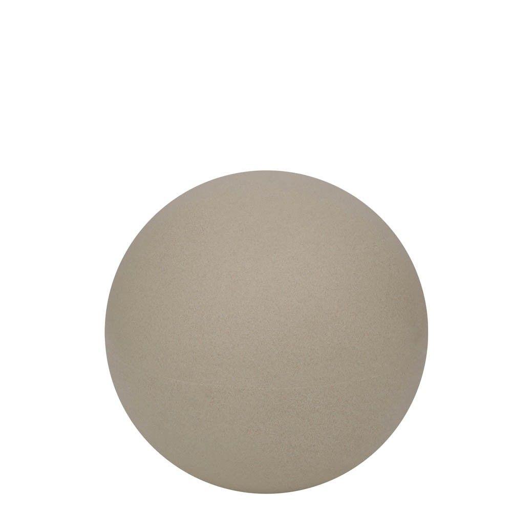 Esfera 40 cm Granito Areia Vasart