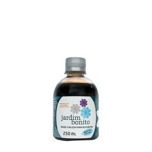 Fertilizante Compostagem Líquido Jardim Bonito 250 ml - Chorume