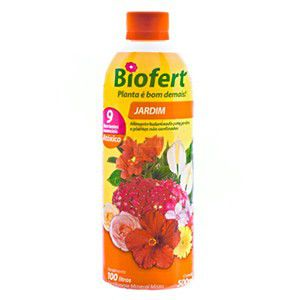 Jardim Concentrado 500 ml BIOFERT