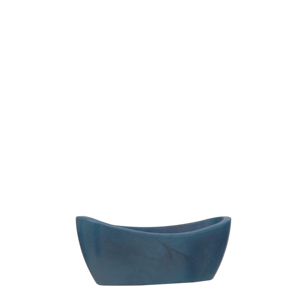 Jardineira Copacabana 43 x 17 cm Vietnamita Azul Vasart