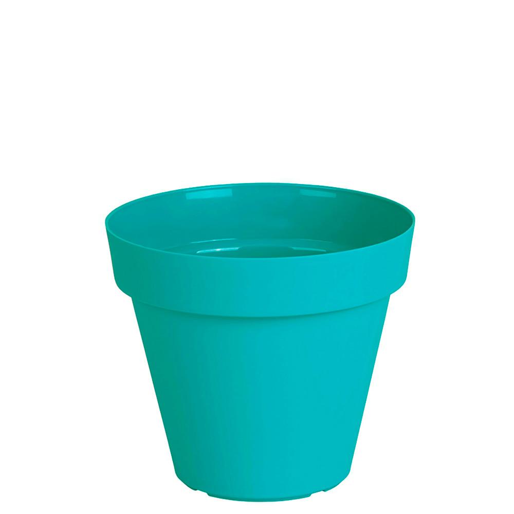 Kit Vaso Turquesa - 4 Peças
