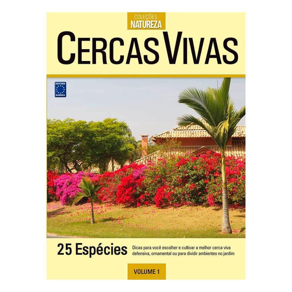 Livro Especial Cercas Vivas