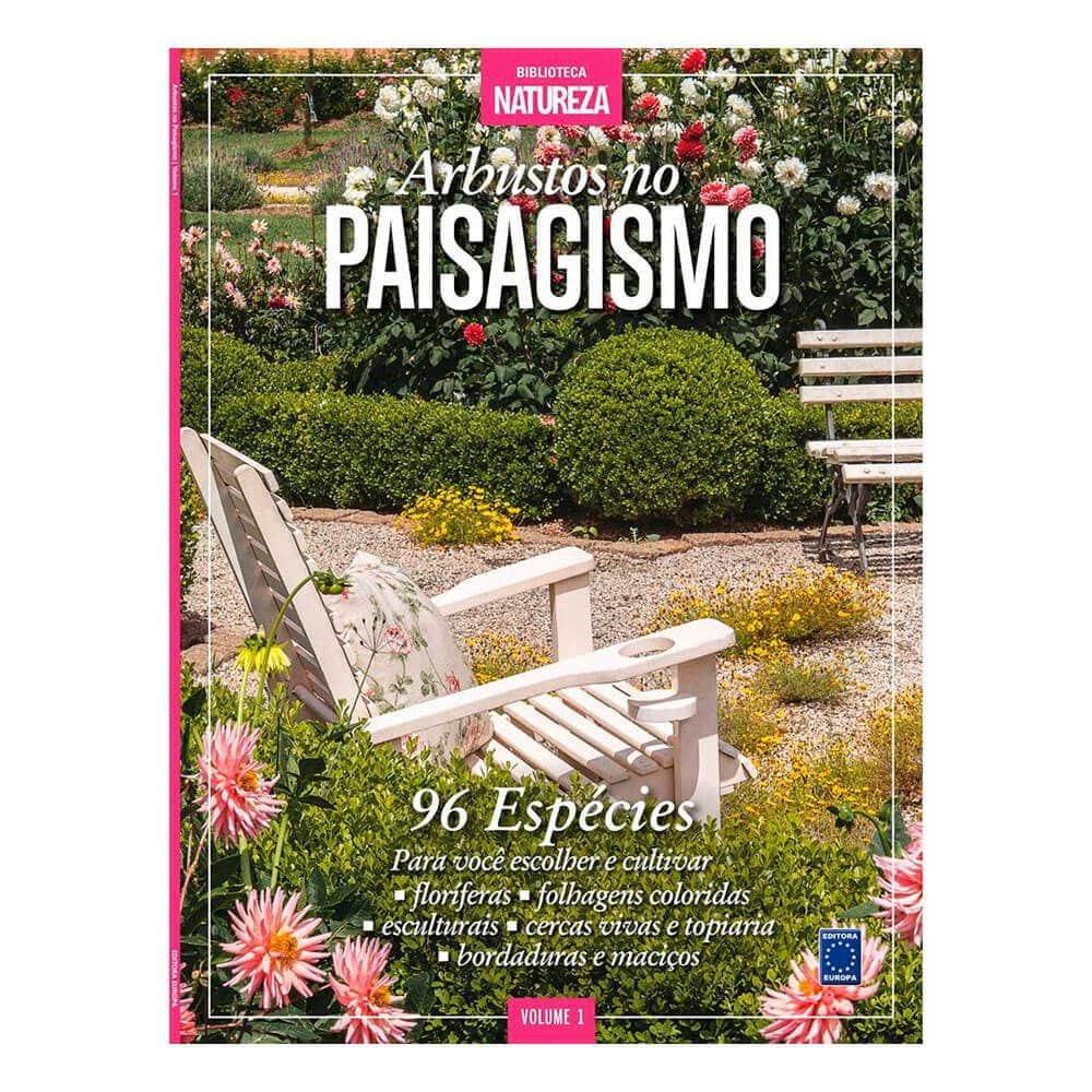 Livro Livro Arbustos no Paisagismo