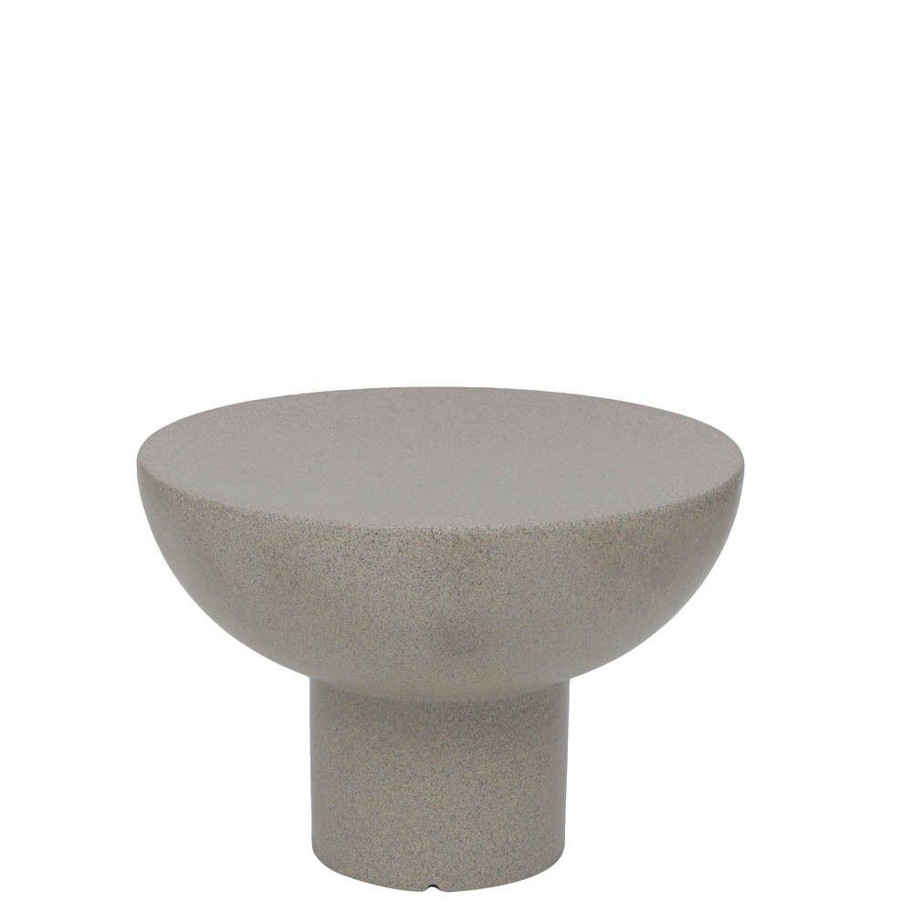 Mesa de Centro 50 x 35 cm Granito Pedra Vasart