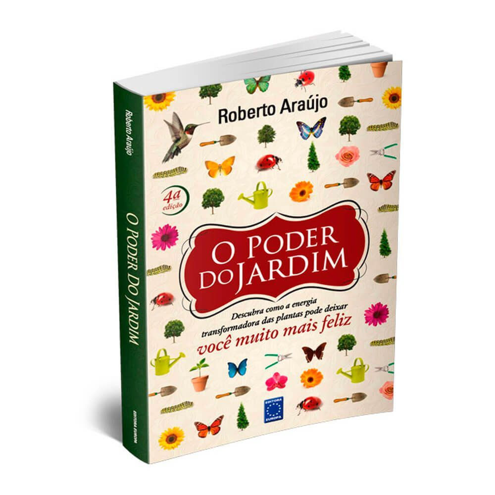 Livro O Poder do Jardim