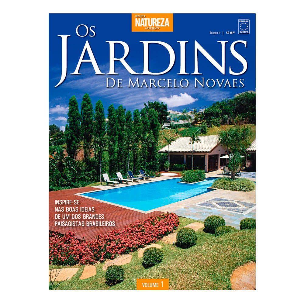 Livro Os jardins de Marcelo Novaes Volume 1