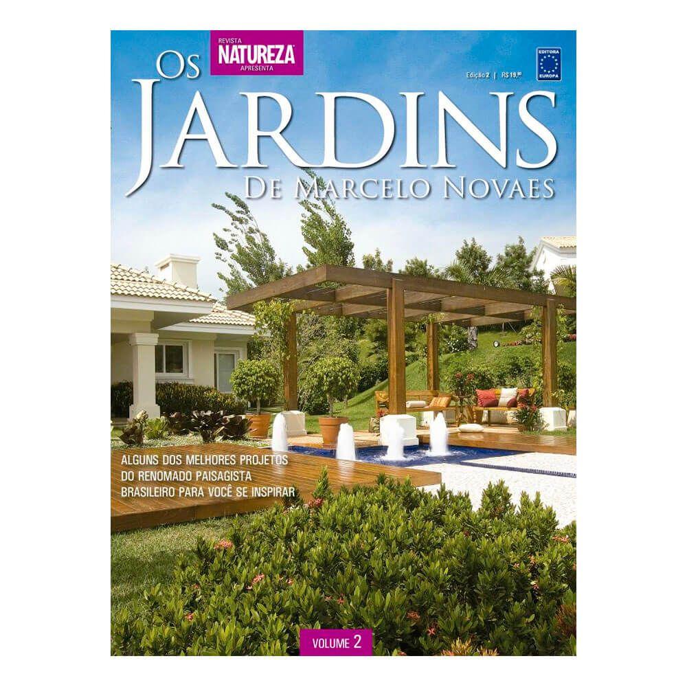 Livro Os jardins de Marcelo Novaes Volume 2