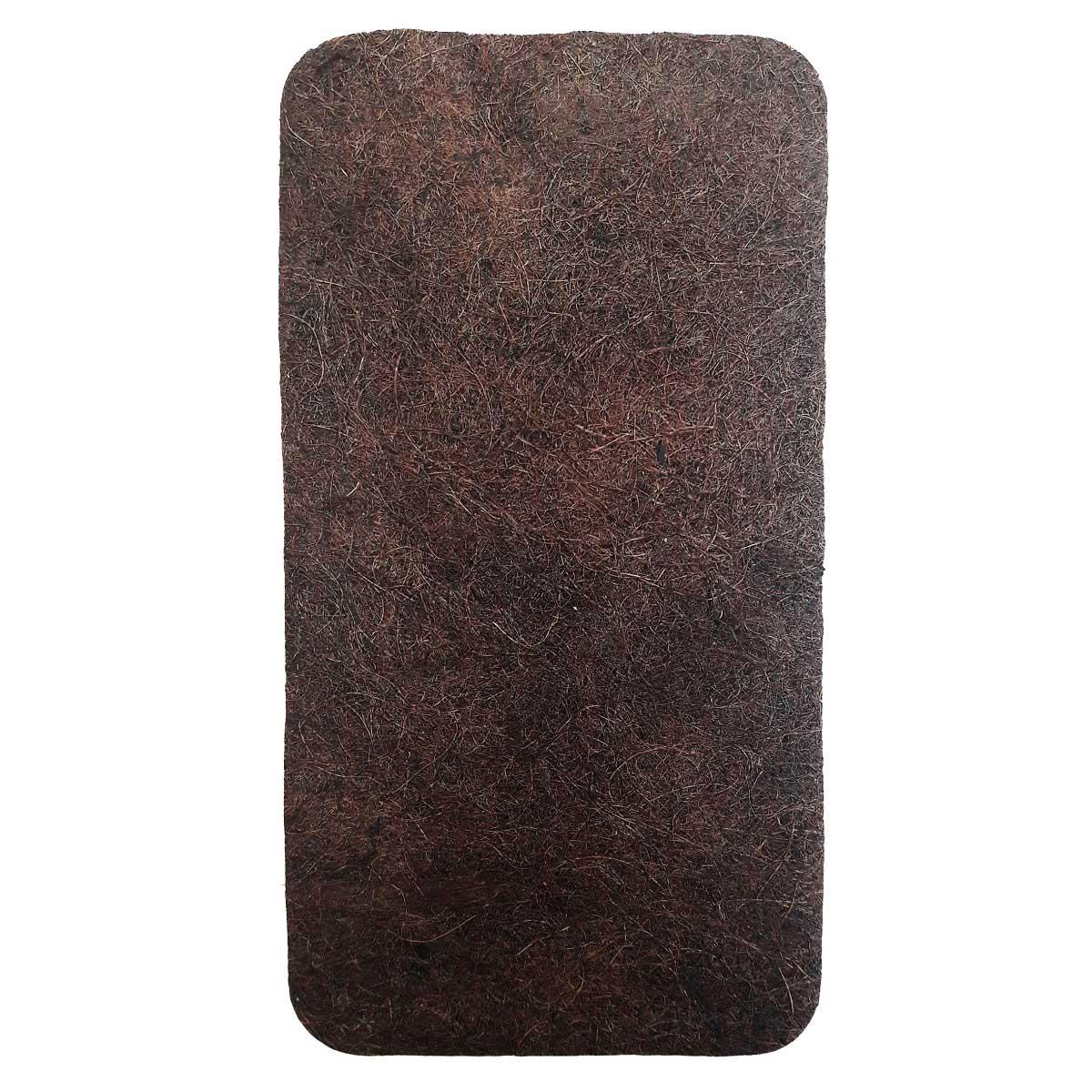Placa Coquim 20x40cm em Fibra de Coco - COQUIM