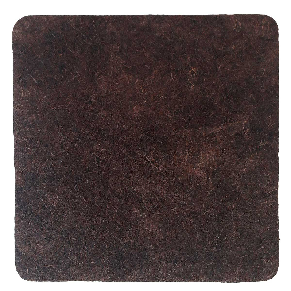 Placa com 40x40 Cm em Fibra de Coco - COQUIM