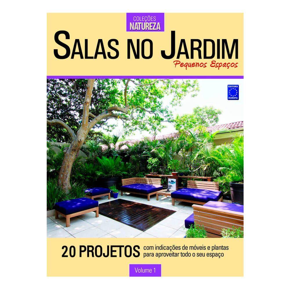 Livro Salas no Jardim