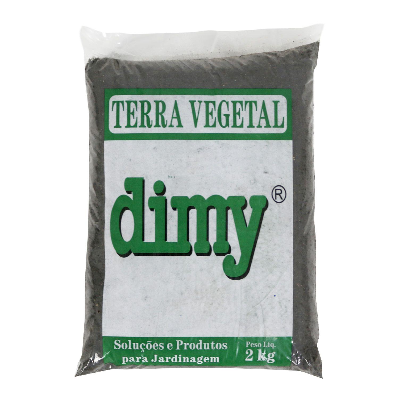 TERRA VEGETAL DIMY - 2KG