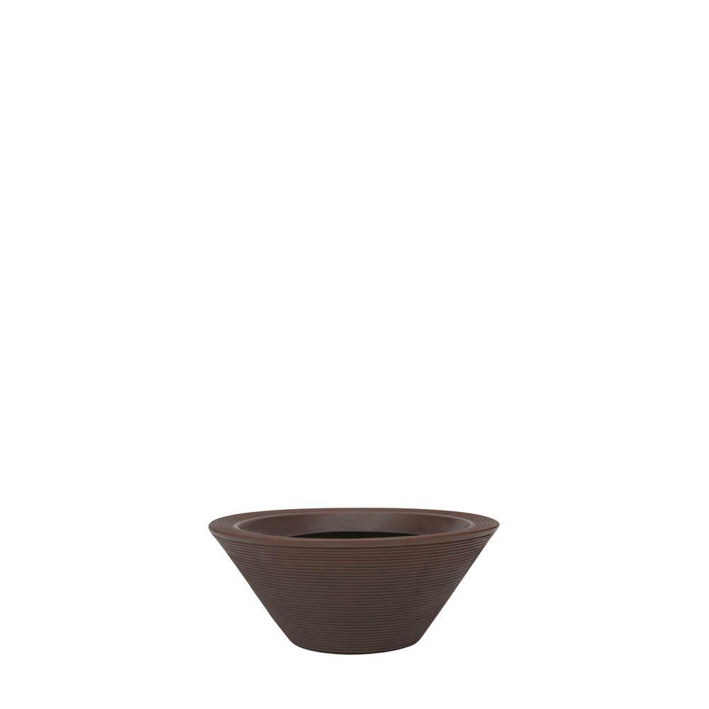 Vaso Bali 58 x 24 cm Corten Vasart