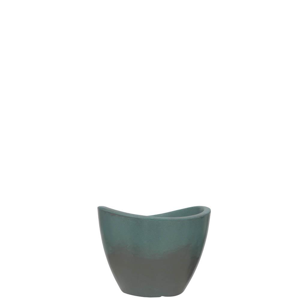Vaso Copacabana 30 x 23 cm Vietnamita Jade Vasart