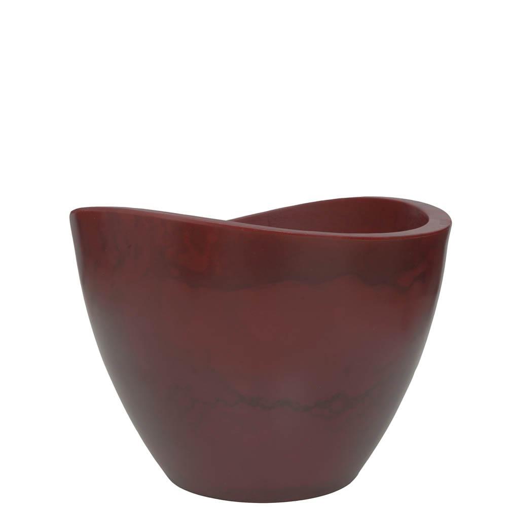 Vaso Copacabana 60 x 45 cm Vietnamita Vermelho Vasart