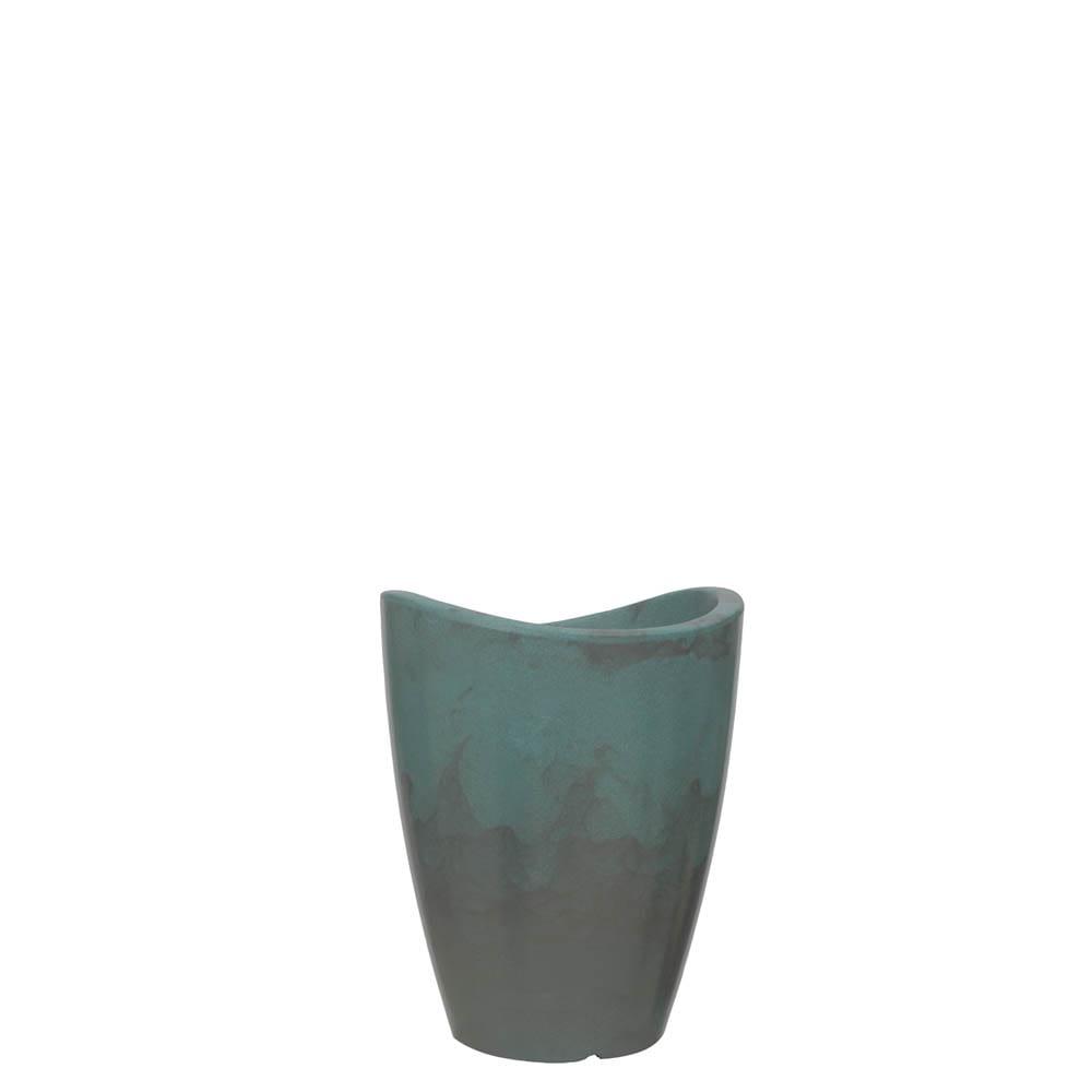 Vaso Copacabana Alto 25 x 32 cm Vietnamita Jade Vasart