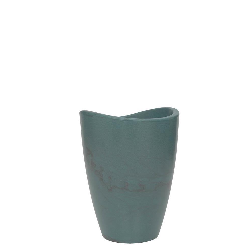 Vaso Copacabana Alto 30 x 40 cm Vietnamita Jade Vasart