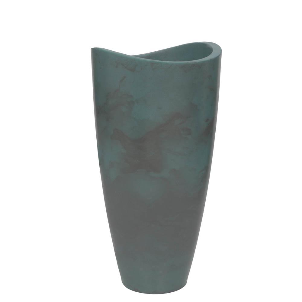 Vaso Copacabana Alto 40 x 80 cm Vietnamita Jade Vasart