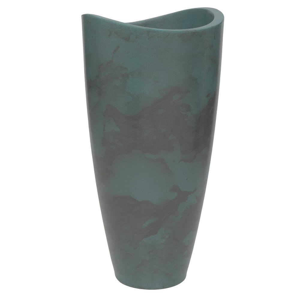 Vaso Copacabana Alto 45 x 90 cm Vietnamita Jade Vasart