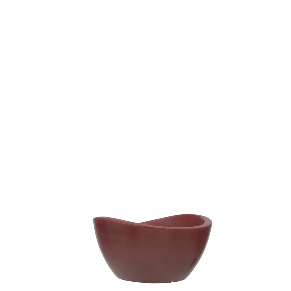 Vaso Copacabana Bowl 30 x 16 cm Vietnamita Vermelho Vasart