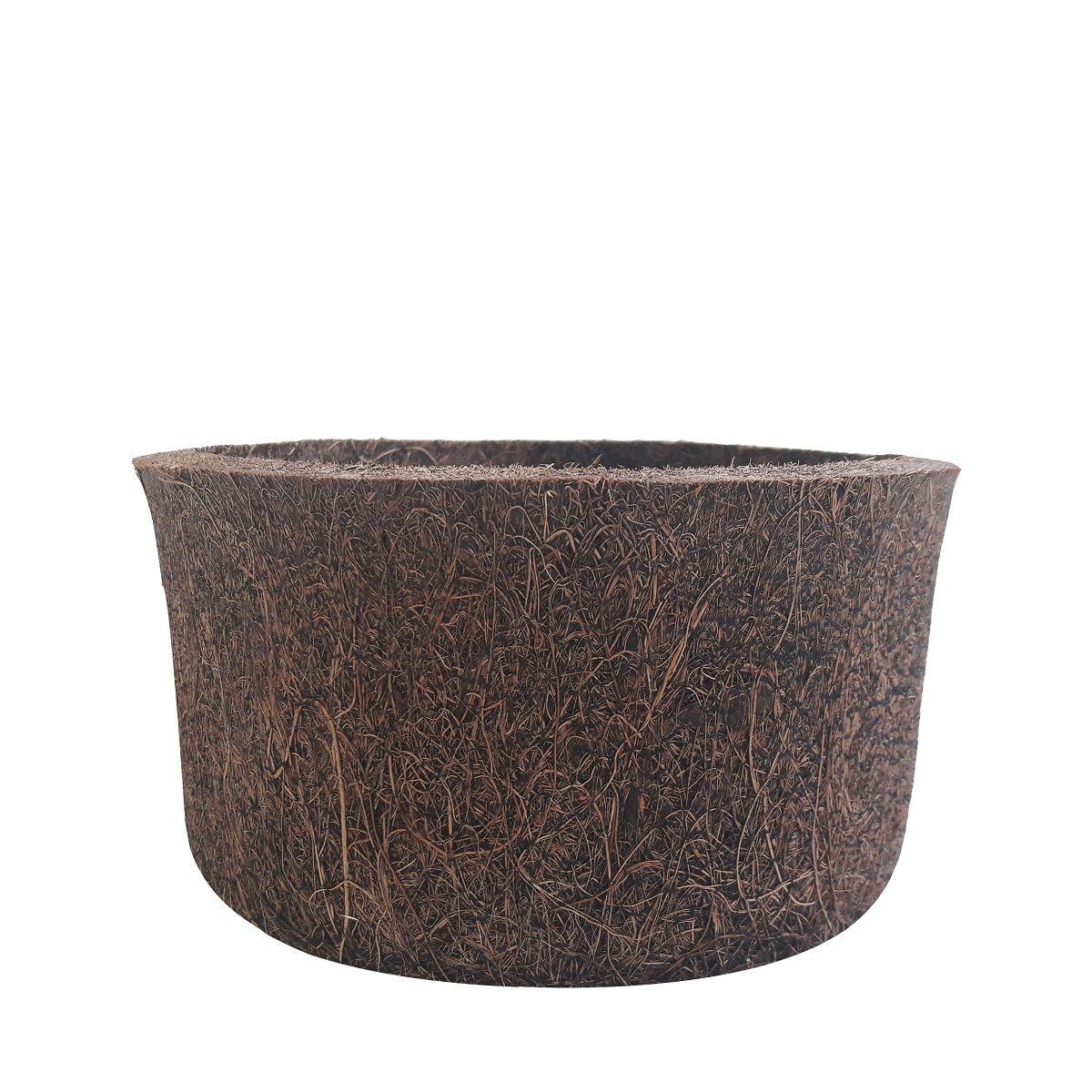 Vaso Coquim Nº13 18 x 10 cm em Fibra de Coco - COQUIM