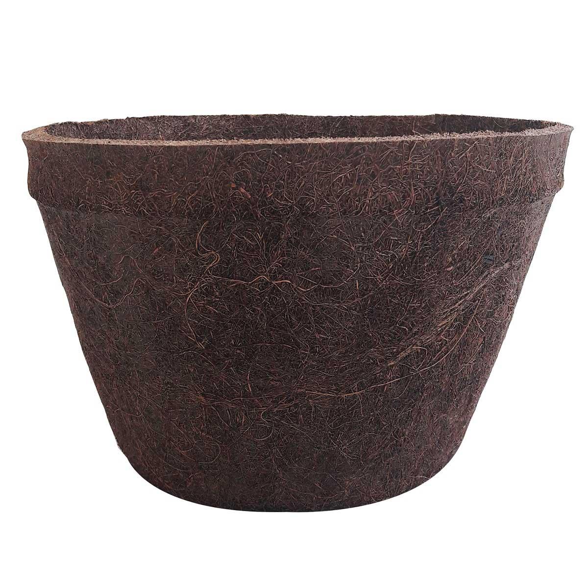 Vaso Coquim Nº 14 26 x 18 cm em Fibra de Coco - COQUIM