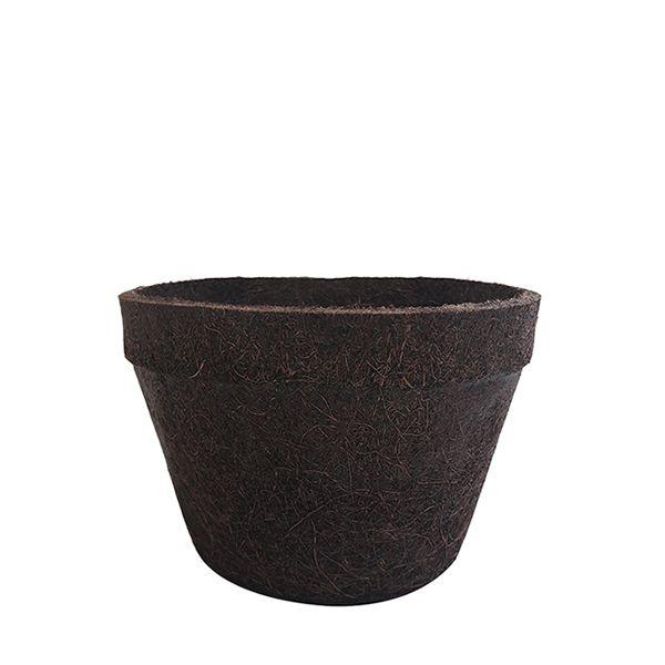 Vaso Coquim Nº8 16 x 9,5 cm em Fibra de Coco - COQUIM