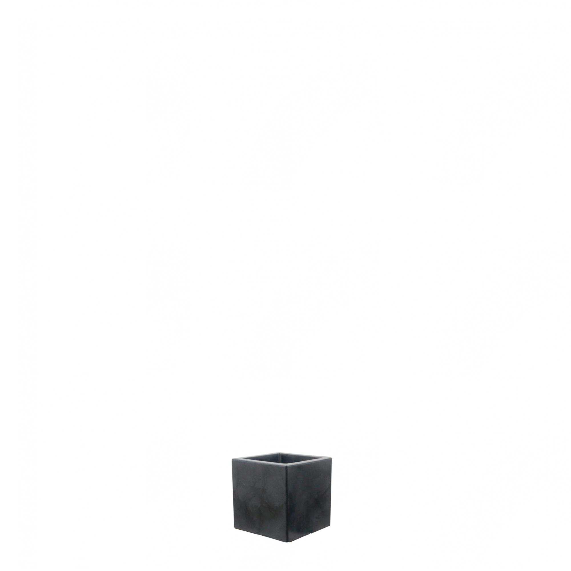 Vaso Cubo 20 x 20 cm - VASART