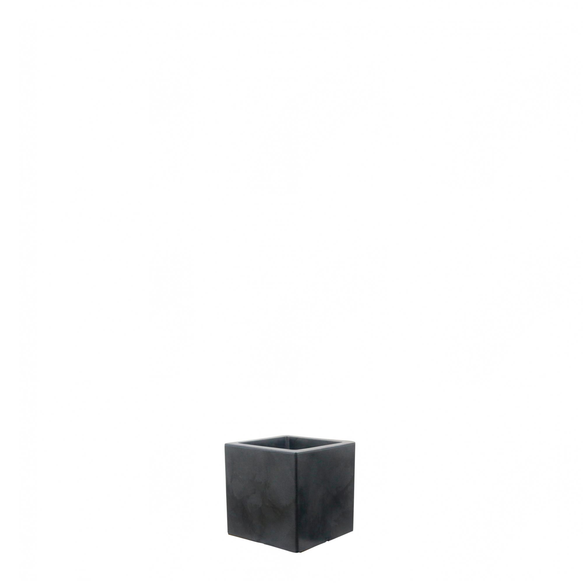 Vaso Cubo 30 x 30 cm - VASART