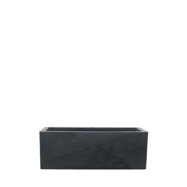 Vaso Cubo 80 x 30 cm Vasart