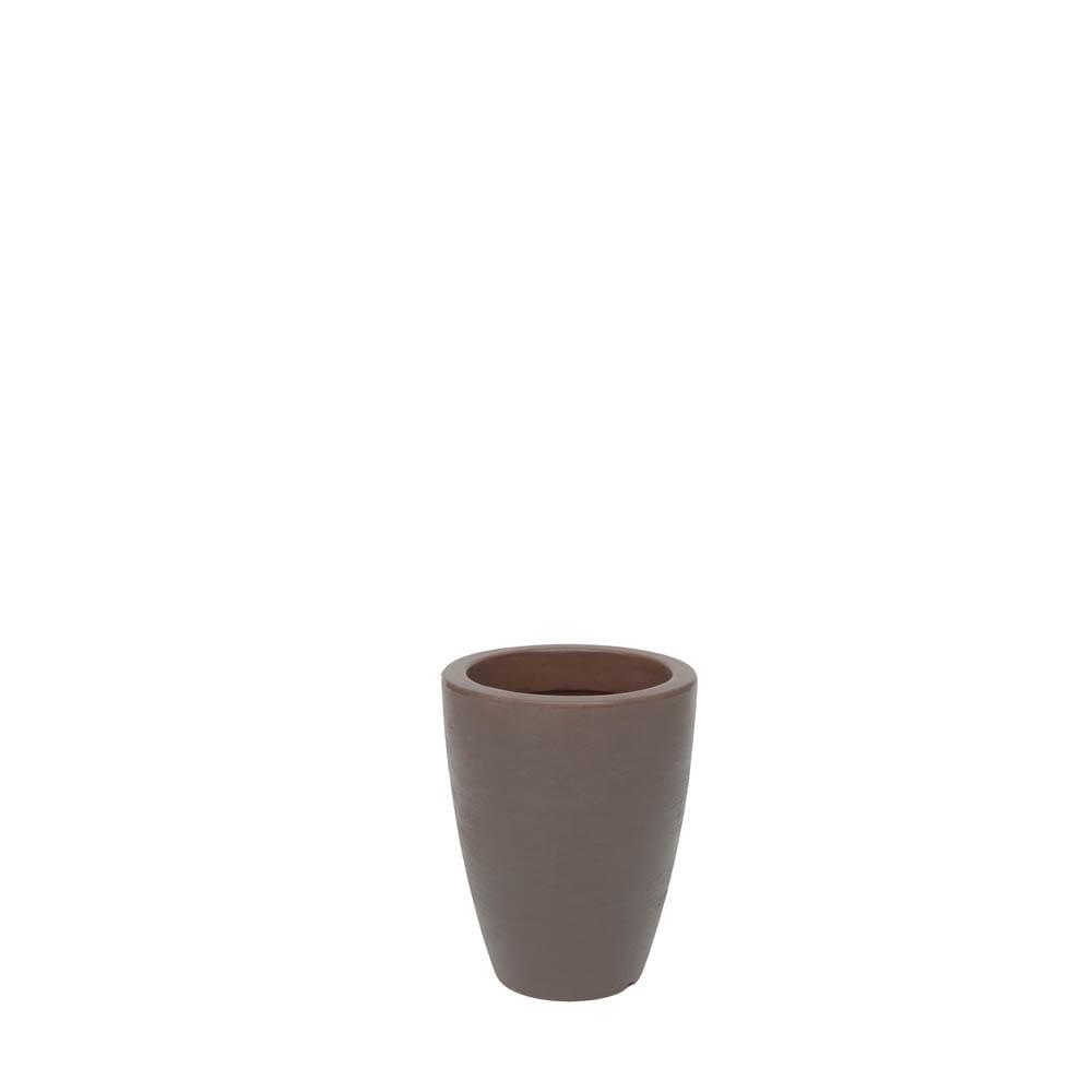 Vaso Malta Cone 25 x 32 cm Corten Vasart