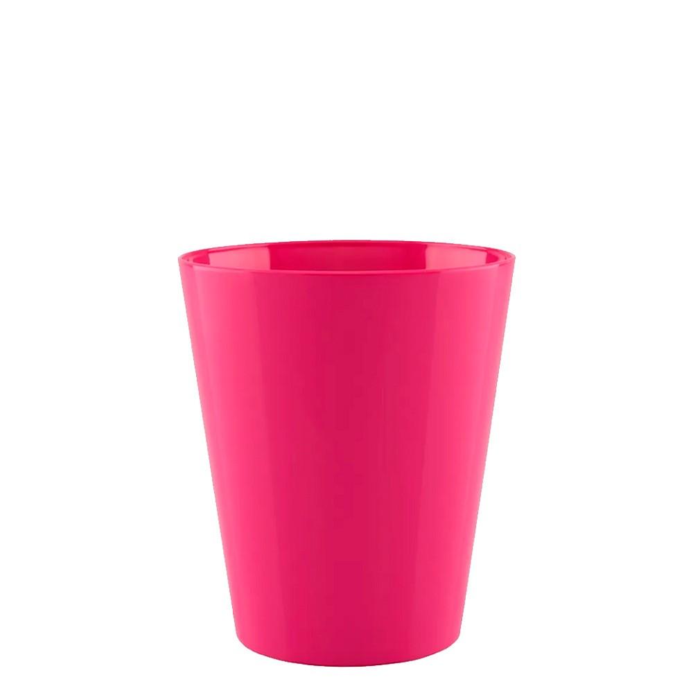 Vaso Porto Alto 13 x 15 cm Rosa