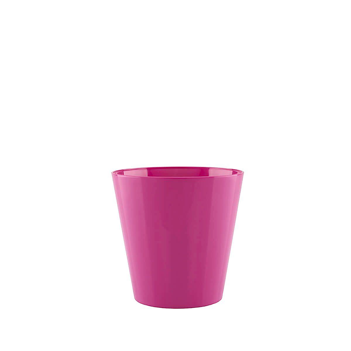 Vaso Porto Alto 13 x 15 cm Rosa Vasart