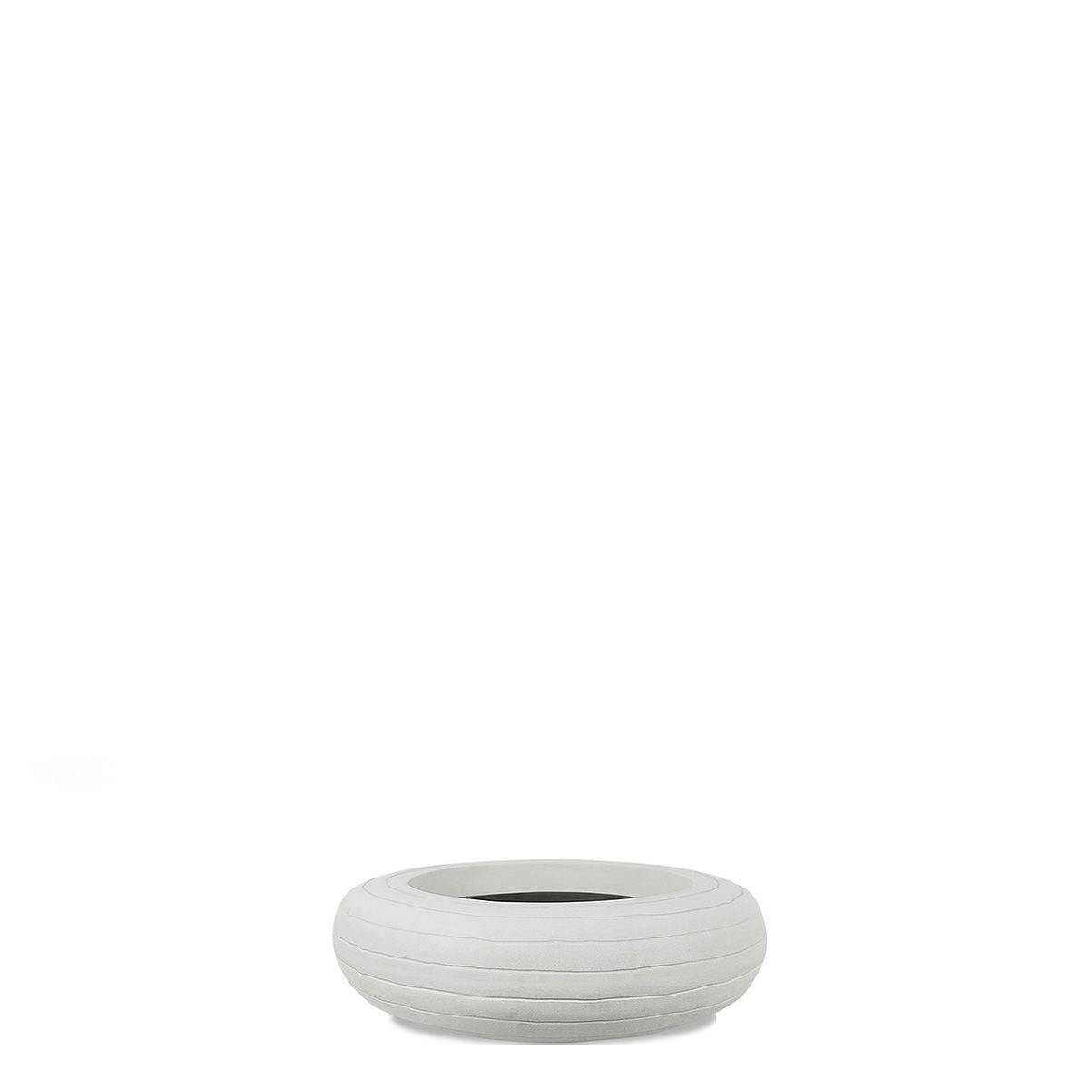 Vaso Relevo Bowl 23 x 10 cm - VASART